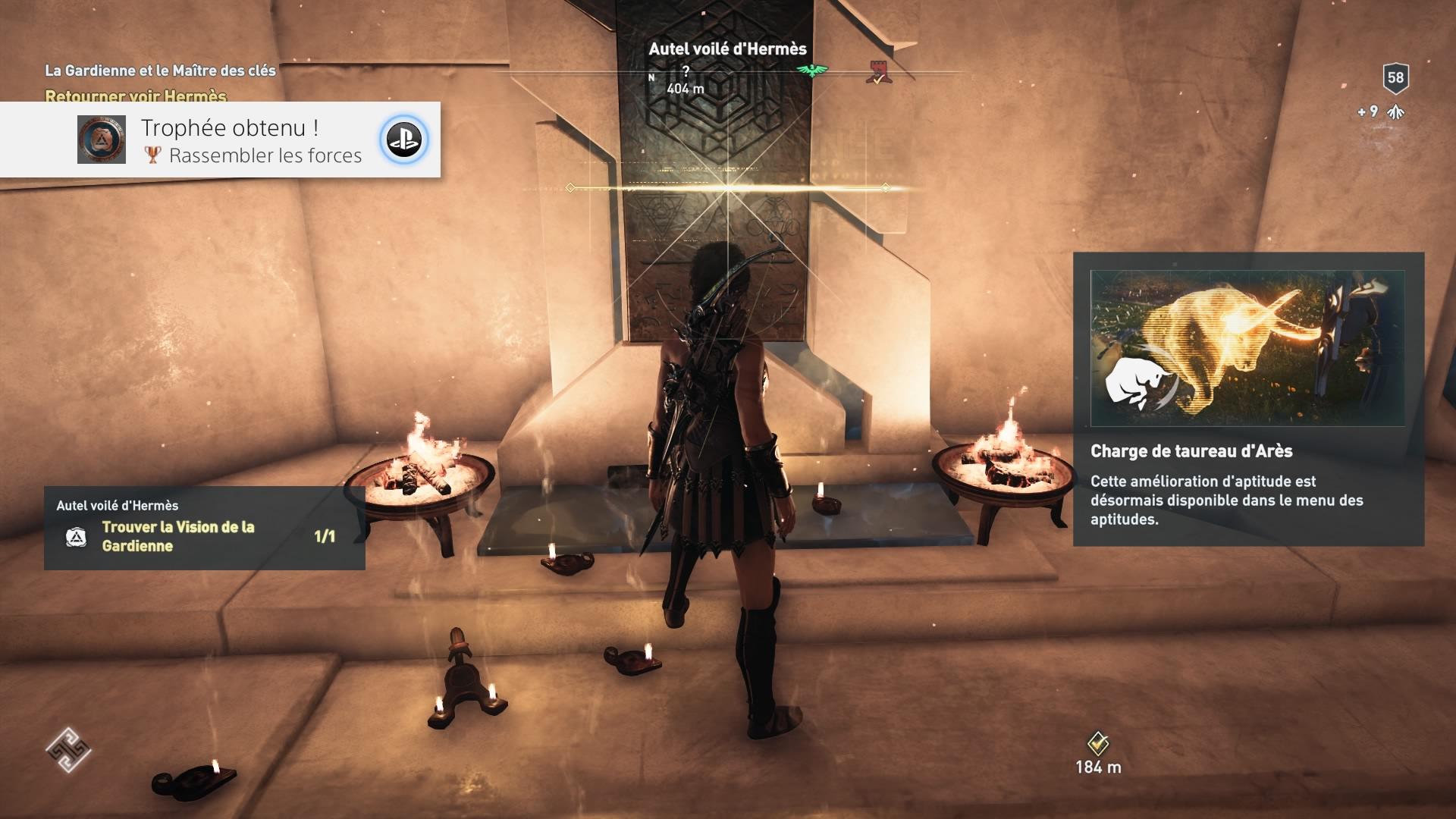 Assassin's Creed Odyssey Atlantide