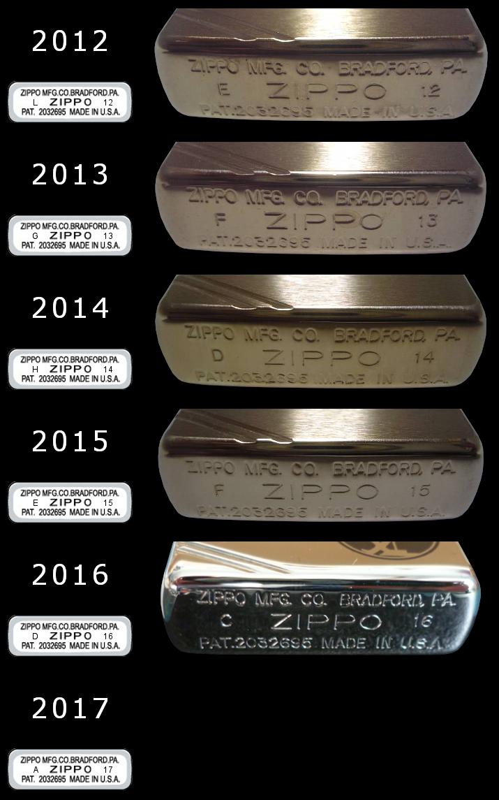 [Datation] Les Zippo 1937 Replica 2012-2017-52458eb