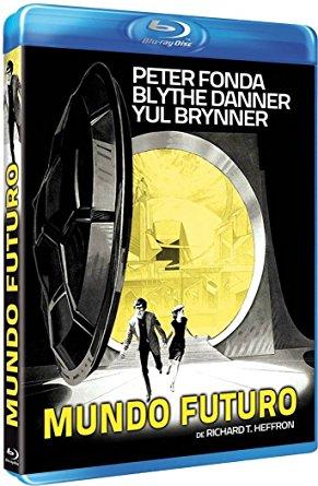 Mundo futuro (1976)[MicroHD m1080p][Castell/Eng+ sub][Ciencia ficción]