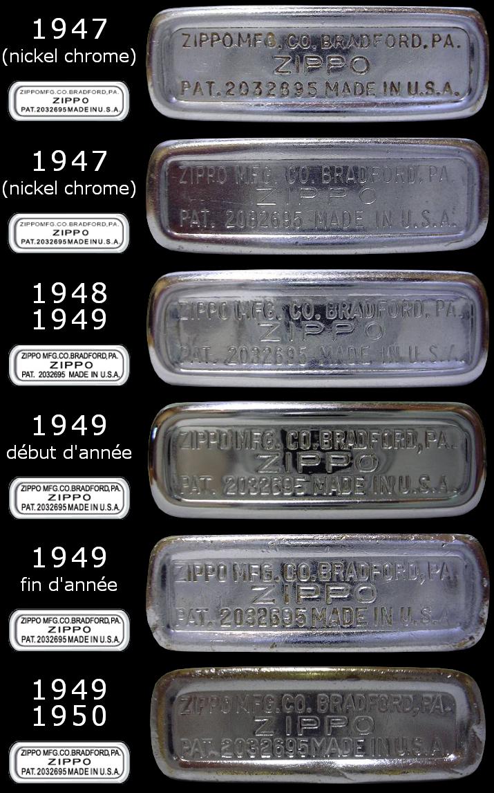 [Datation] Les Zippo Regular Regular-1947-1950-5266e6f