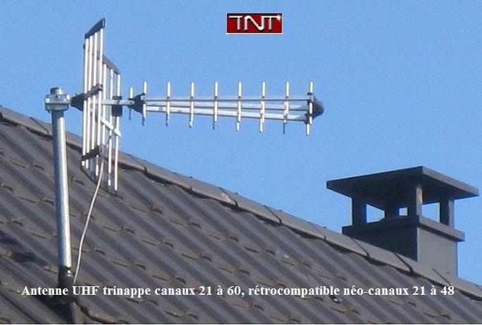Antenne Uhf Neo Standard 21 48 Lte