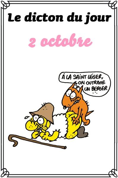 dicton du jour / dicton humour - Page 5 Maurice-2-octobre-53296e3