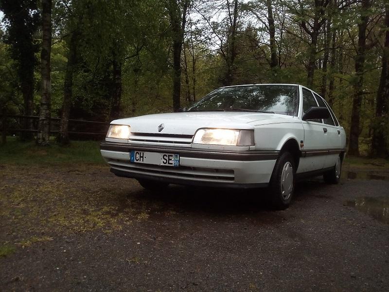 Renault 21 GTD Manager de 1992 4-522b1fe
