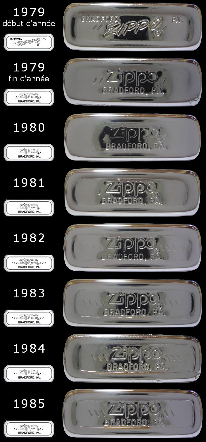 [Datation] Les Zippo Slim 1979-1985-525caae