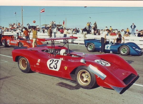 ferrari 612 wood can am scratchbuilding slotblog Vintage Slot Cars Slot Car Buildings