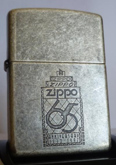 [Danger McQueen] Collection Zippo-1997-janvie...-65th-5--52b75d1