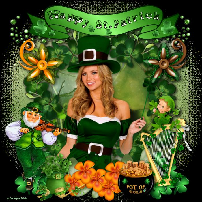 Journee St.Patrick 726-5422144