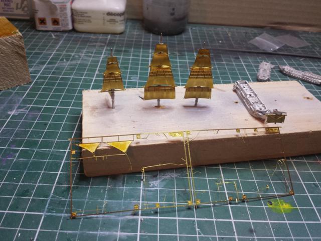 Montage de navires au 1/1200 20141111_182944-4954835
