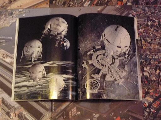 quelques livres sur 2001 odyssée de l'espace Ti19-p1230249-49741d8