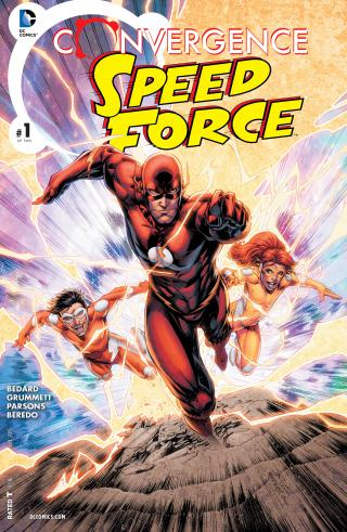 Convergence - Speed Force Tome 01