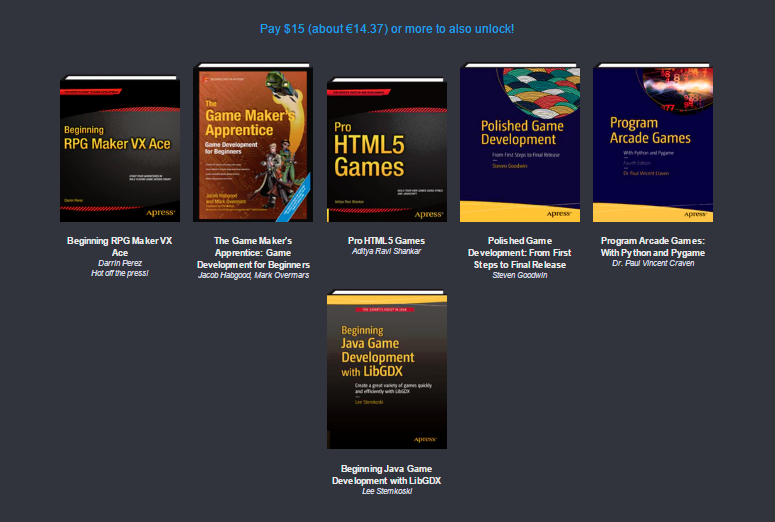 Humble Book Bundle - Code Your Own Games Book_2-5128682