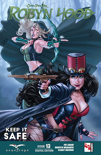 Grimm Fairy Tales - Robyn Hood Tome 13 French