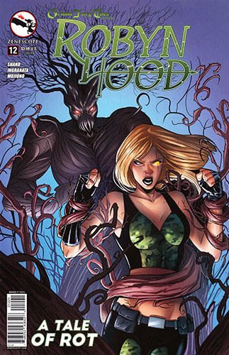 Grimm Fairy Tales - Robyn Hood Tome 12 French