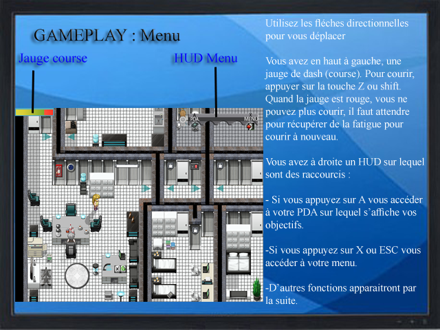 Sentinelles la quête du temps : Recommencer (Reboot) Gameplay-menu-4907bd5