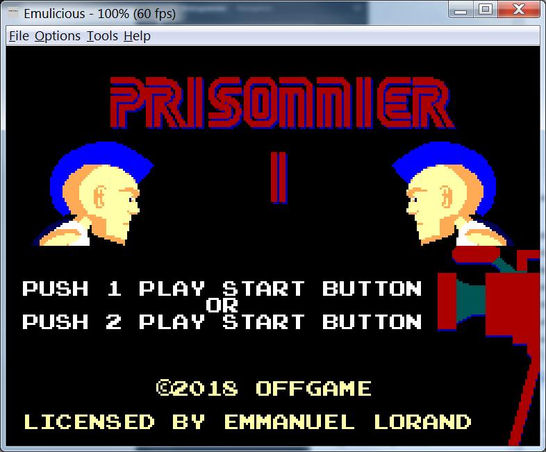 Prisonnier (1 ou 2 joueur) Tille_screen_emulator-53ff01e