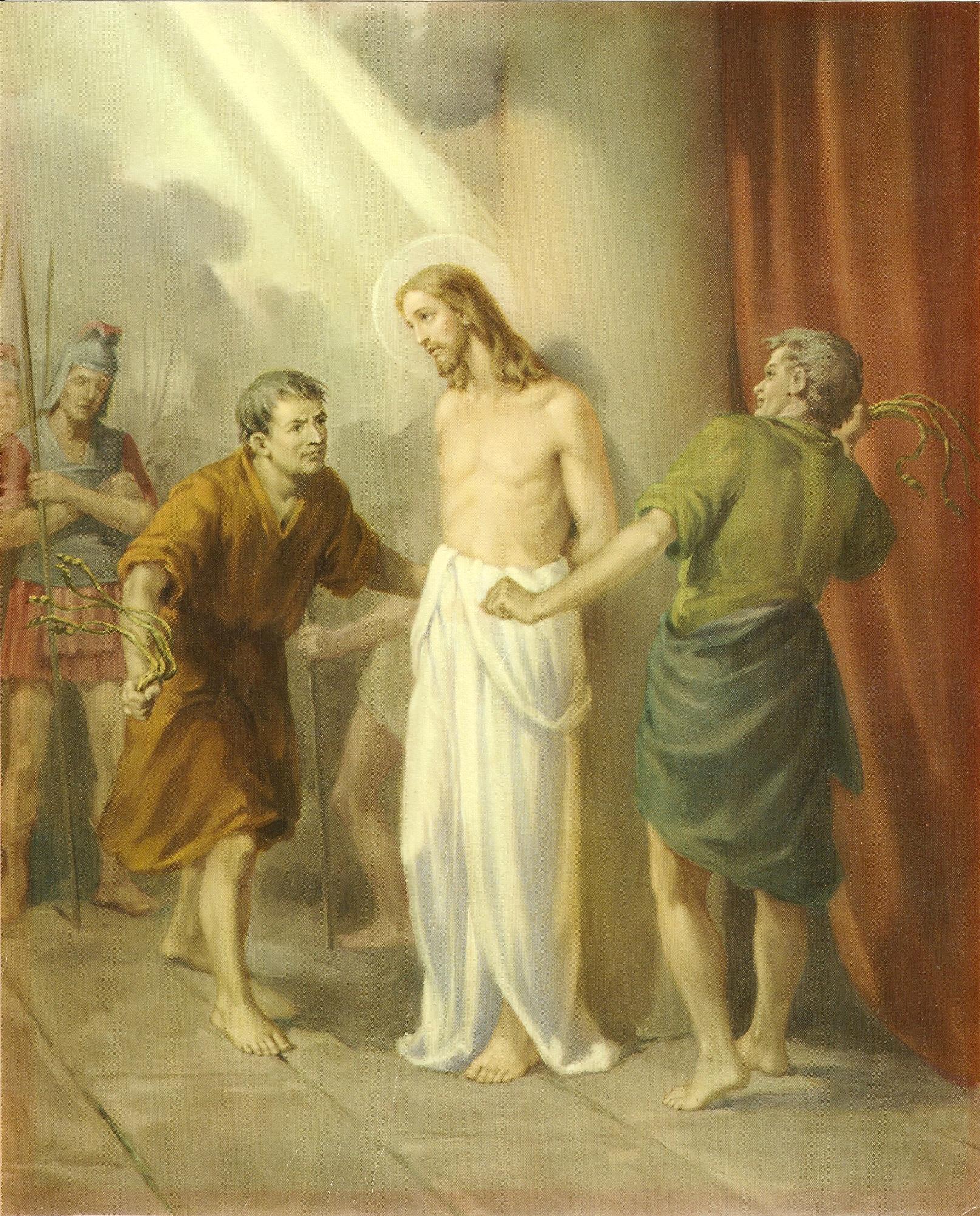Le Rosaire en Images - Page 2 7--la-flagellation-559020b