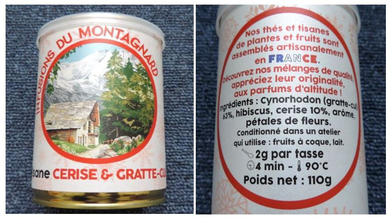 """Cynorrhodons, """"fruits"""" comestibles du rosier sauvage Tisane3-553a467"""