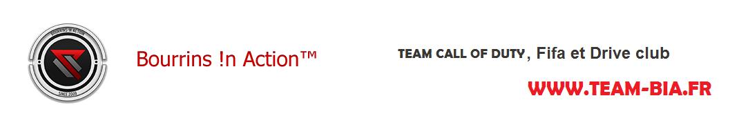 team bourrins in actions Index du Forum