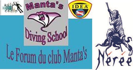 Forum du club de plongée Manta's de Biesme Index du Forum