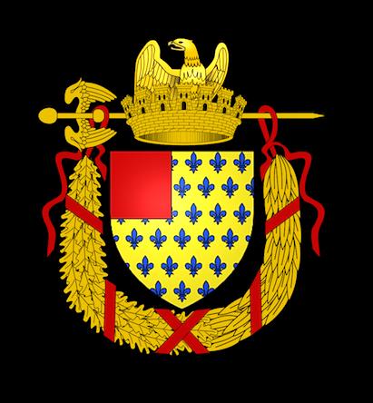 Mandat de Sofy de Lisreux - Mai et Juin 1465 Blason-mairie-thouars-51fbabd