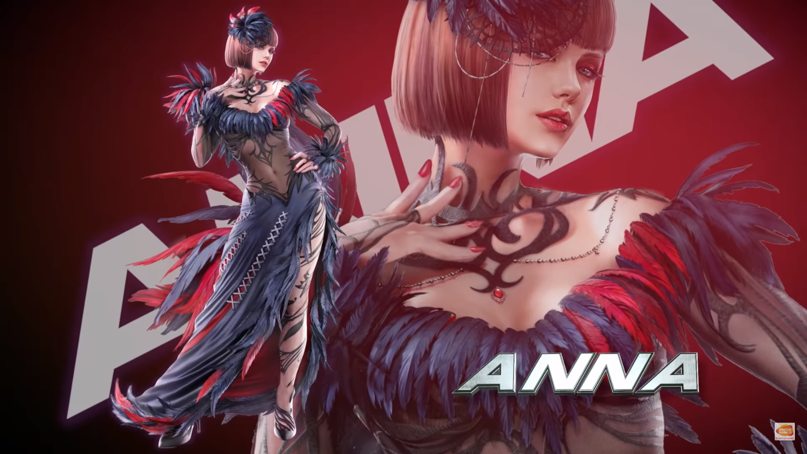 Tekken 7 Anna Williams