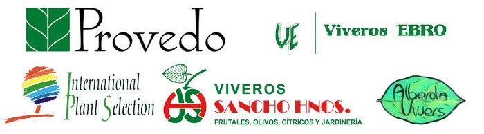 Viveros de Cerezos, Provedo, Viveros ebro, IPS, Sancho, Alberola