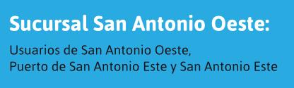 Usuarios de San Antonio