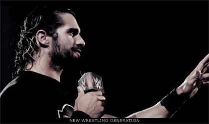 MAYHEM #2 - Roman Reigns & Seth Rollins vs. Chris Jericho & Mandrews w/Gionna Daddio Rollins2-4de2736