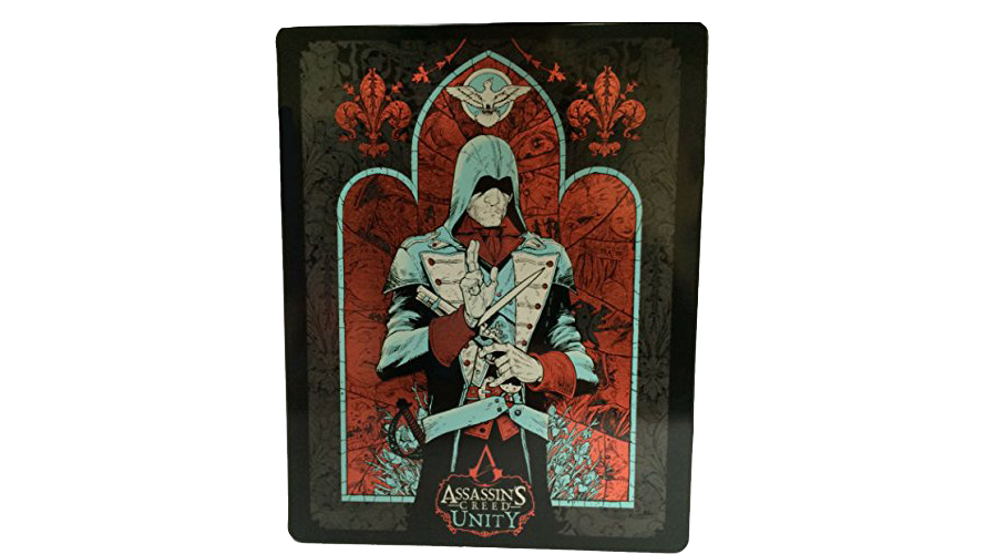 Assassin's Creed Unity Steelbook