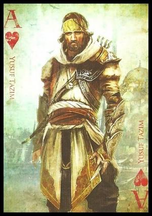 Yusuf Tazim, le Chevalier Brisé Yusuf-52ba744