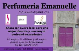 Perfumeria Emanuelle