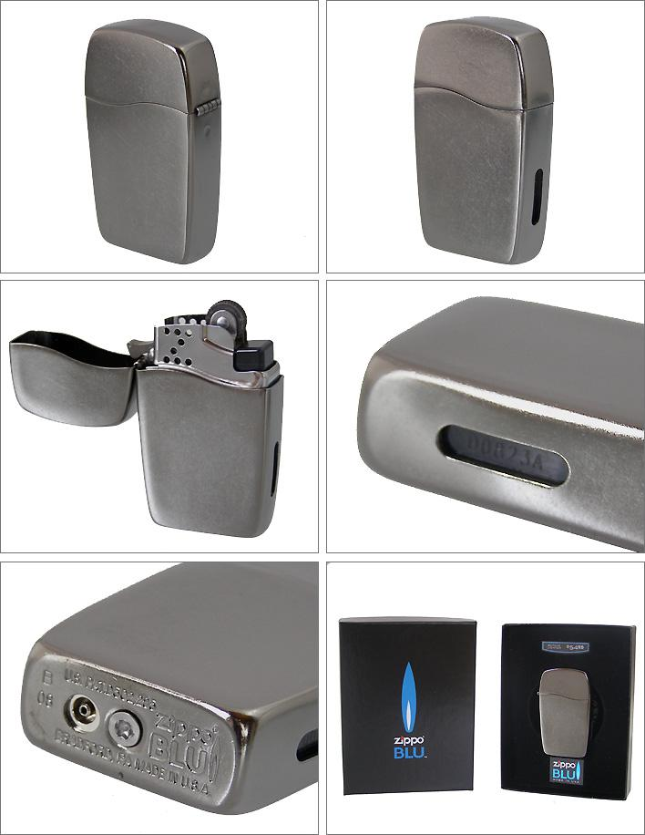 [Datation] Les Zippo BLU (briquets à gaz butane)  Zippo-blu-5267c48