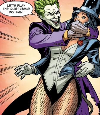 Le Mariage du Joker Joker-55ca620