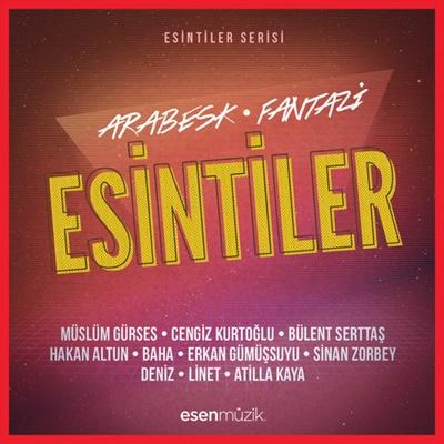 �e�itli Sanat��lar - Esintiler Arabesk & Fantazi (2014) Full Alb�m indir