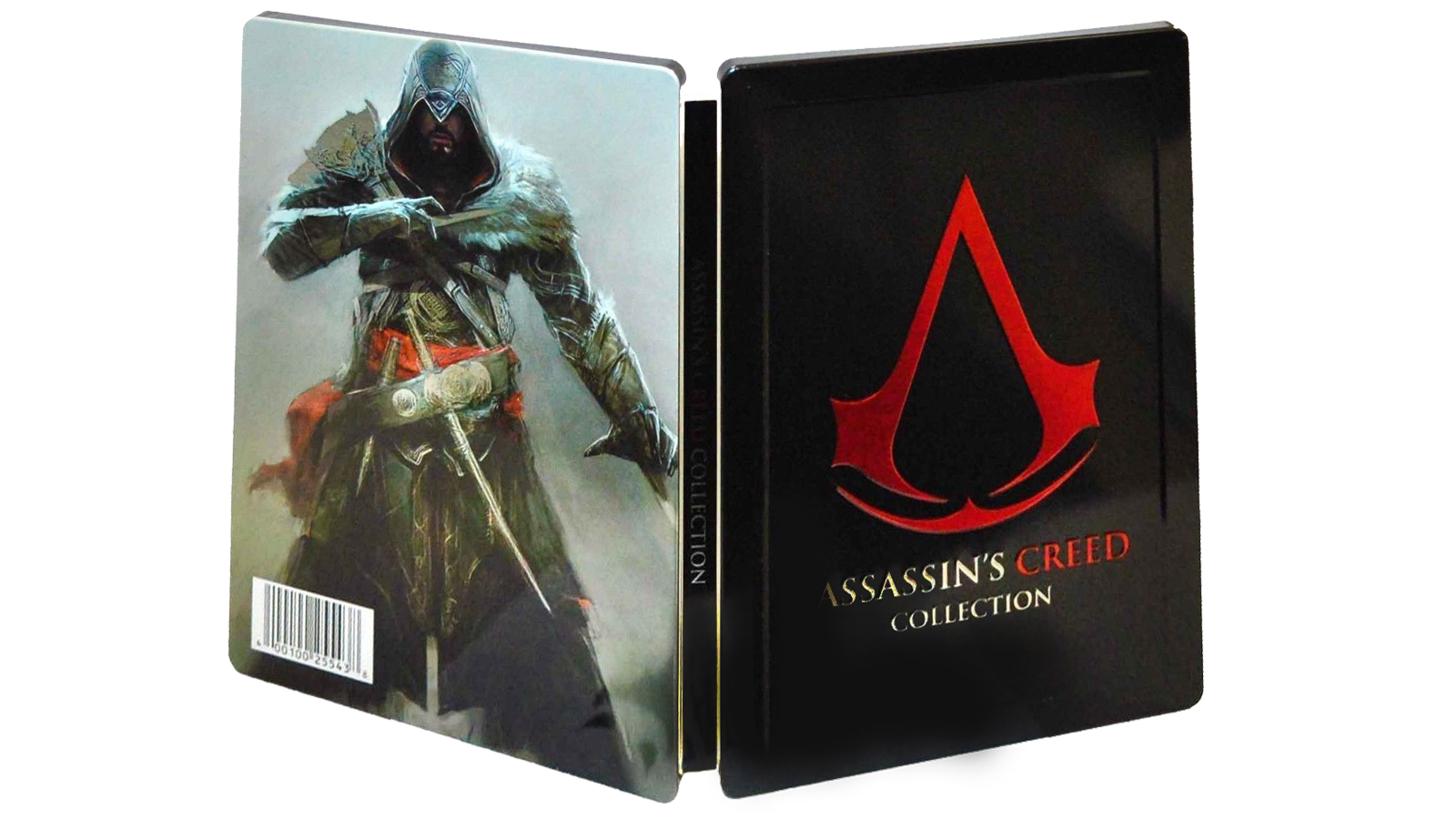Assassin's Creed Collection Steelbook