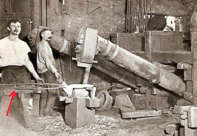 Pince de forge géante Ti-pince-forge-ge...photo-04-50623df