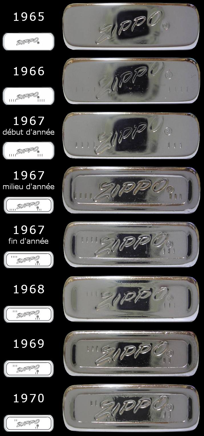 [Datation] Les Zippo Slim 1965-1970-525caaa