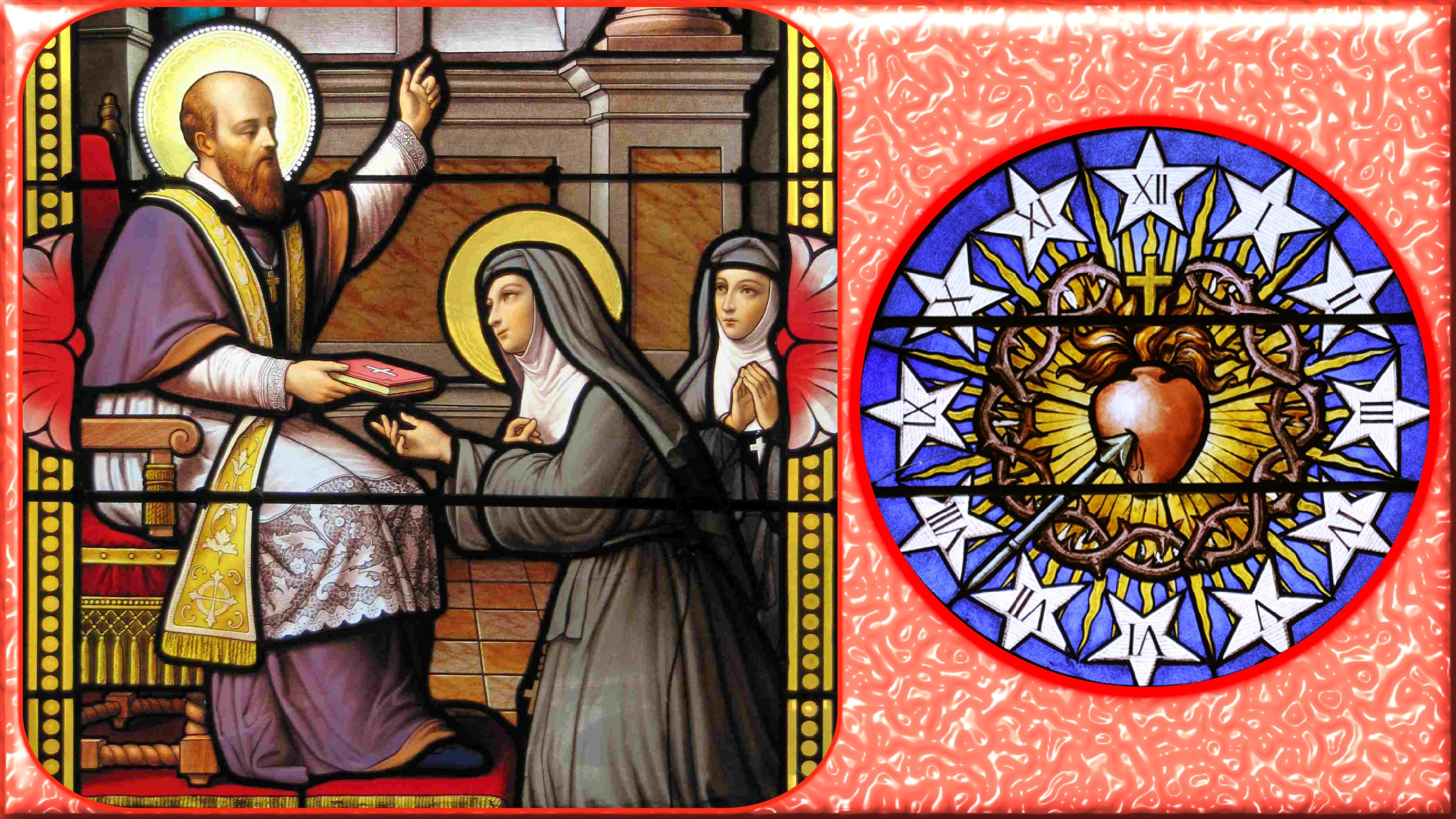 CALENDRIER CATHOLIQUE 2019 (Cantiques, Prières & Images) - Page 6 St-fran-ois-de-sa...-chantal-55ae4da
