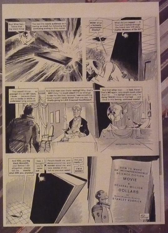 quelques livres sur 2001 odyssée de l'espace Ti77-p1230183-497442b