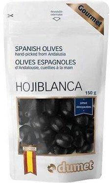 Aceituna negra Hojiblanca