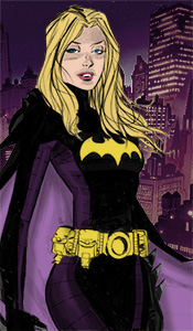 Stephanie Brown/Batgirl