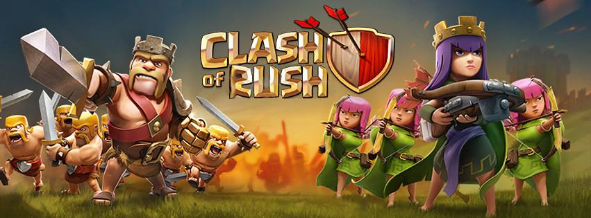 clash of rush Index du Forum