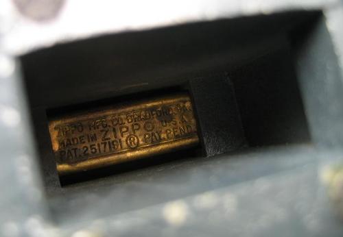 [Datation] Les Zippo Table Lighter 2-5269431