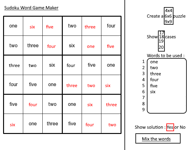 word game makers sudoku with paint net paint net discussion and