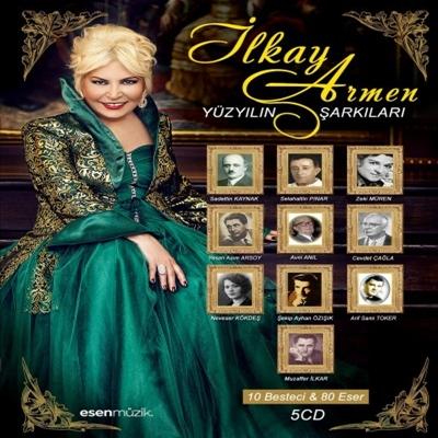 �lkay Armen - Y�zy�l�n �ark�lar� & 10 Besteci 80 Eser (2014) Full Alb�m indir
