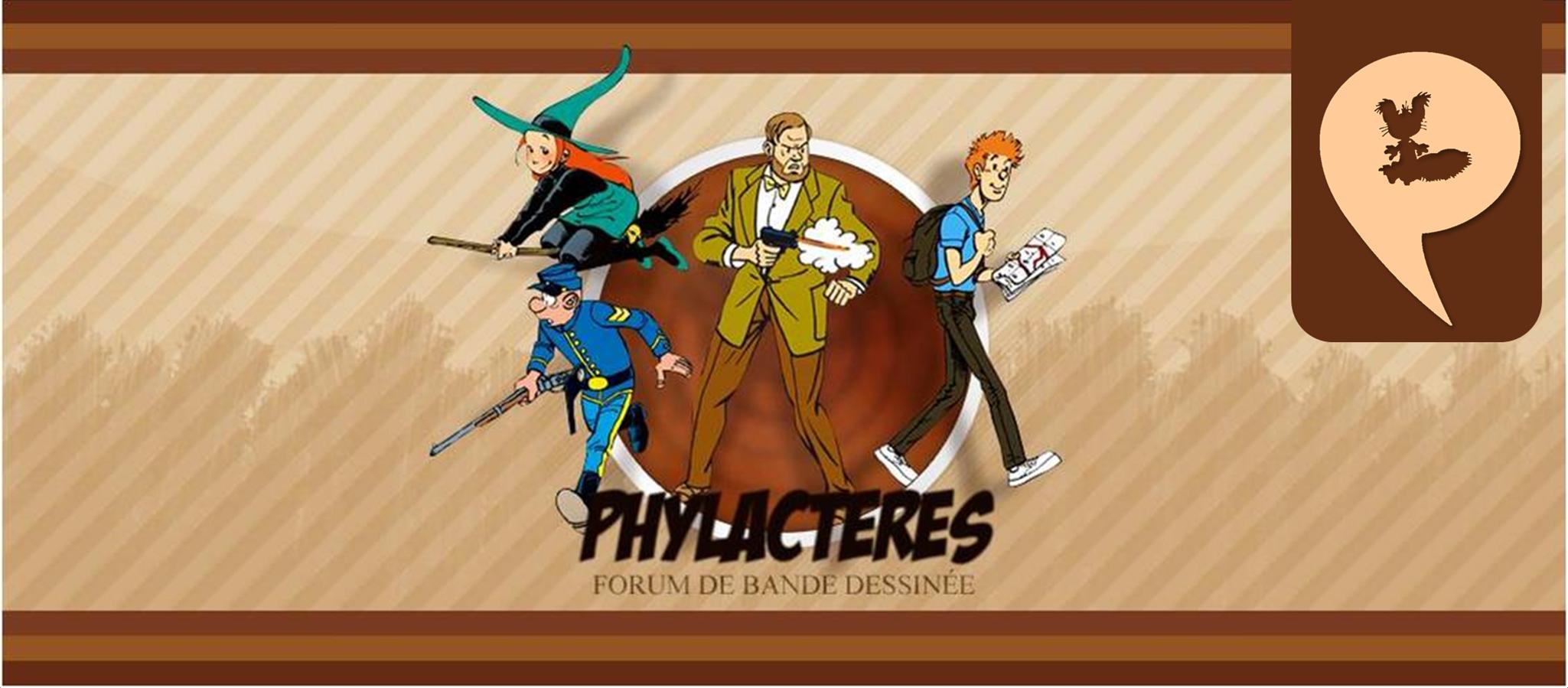 Phylactères Index du Forum