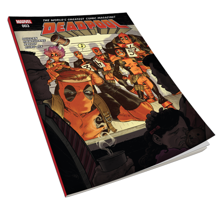 Deadpool Tome 03 French