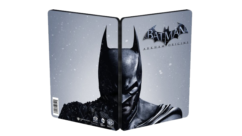 Batman Arkham Origins Steelbook