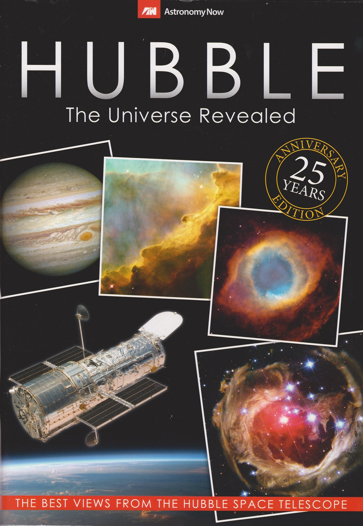 Hubble 25 ans par Astronomy Now Hubble-01-4dae9e3