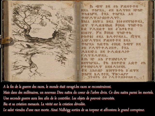 Chroniques de la guerre des Six : Yggdrasil la quête du dragon de sang Prophetie2-4844126